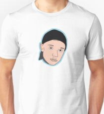 spooky black cartoon Unisex T-Shirt
