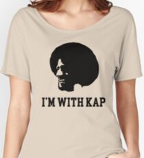 I'm With Kap Women's Relaxed Fit T-Shirt