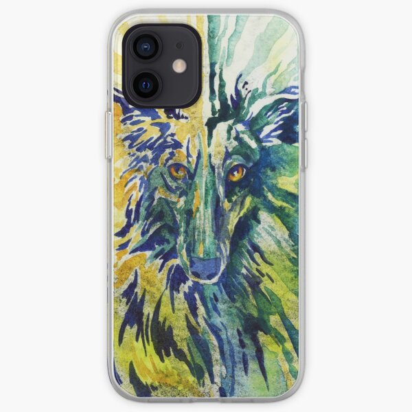 In Sun and Shadow iPhone Soft Case
