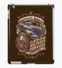 Capt. Mal's Cargo Delivery iPad-Hülle & Klebefolie