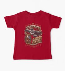 Capt. Mal's Cargo Delivery Baby Tee