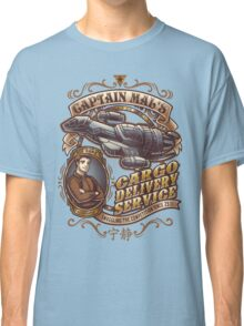 Capt. Mal's Cargo Delivery Classic T-Shirt