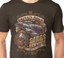 Capt. Mal's Cargo Delivery Unisex T-Shirt