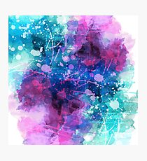 Space Abstract Photographic Print