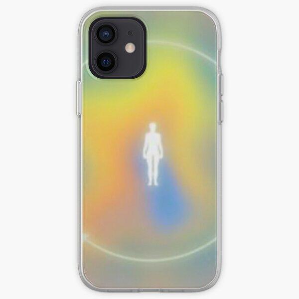 aura humana estética Funda blanda para iPhone