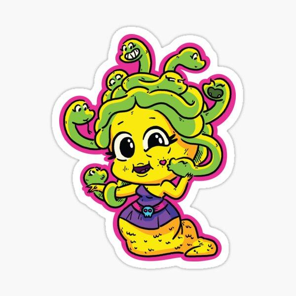 Ivy Medusa - #01 Sticker