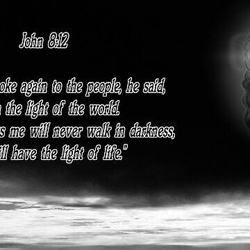 John 8:12 by cheywings