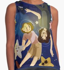 Grumps In Space Contrast Tank