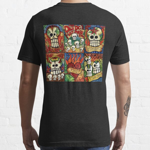 Day of the Dead Sugar Skulls Essential T-Shirt