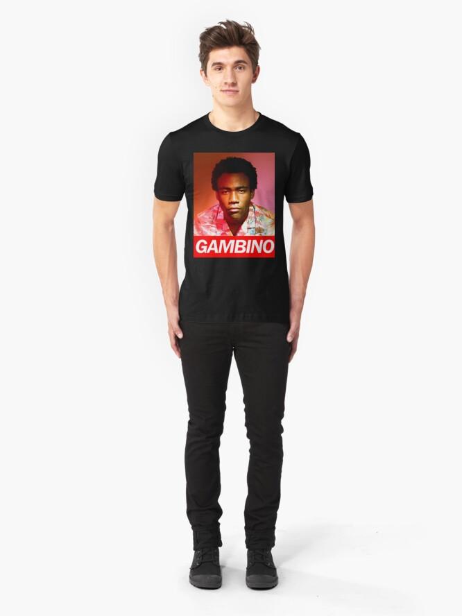 Alternative Ansicht von Gambino Slim Fit T-Shirt