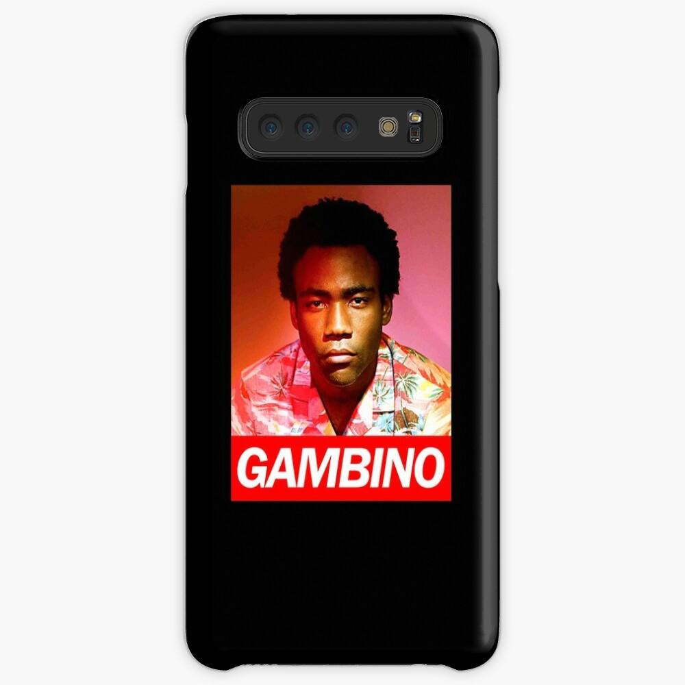 Gambino Hülle & Klebefolie für Samsung Galaxy