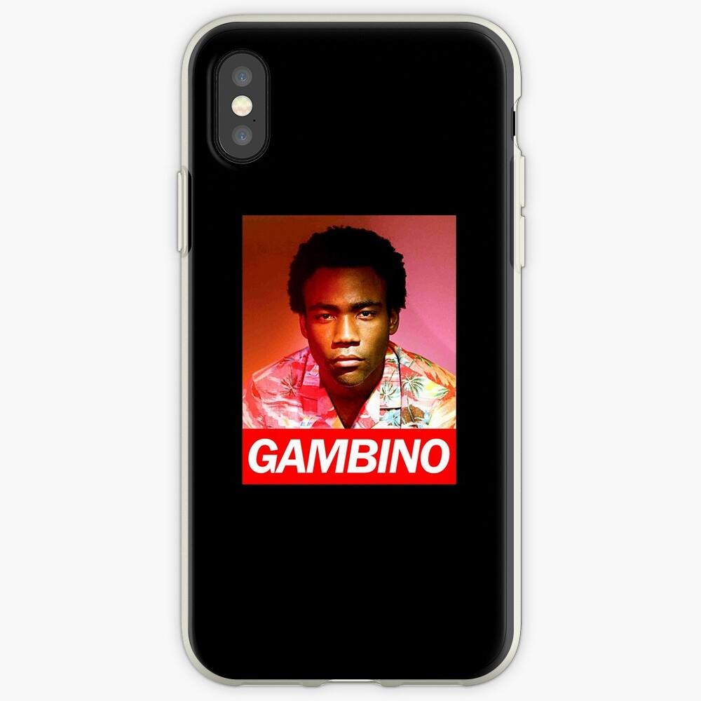 Gambino iPhone-Hülle & Cover