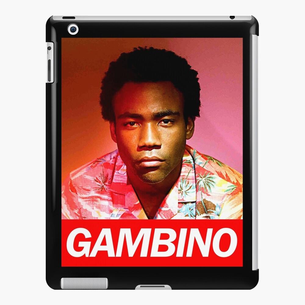 Gambino iPad-Hülle & Skin