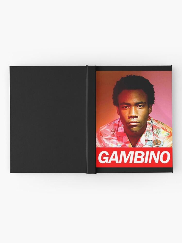 Alternative Ansicht von Gambino Notizbuch