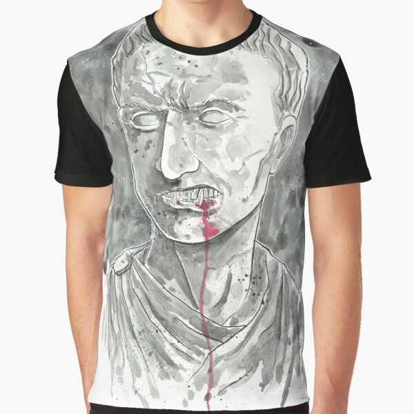 Vampire Caesar By Templesmith! Graphic T-Shirt