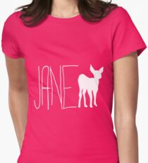 Life Is Strange: Jane Doe (Max's 1st Shirt; White) T-Shirt
