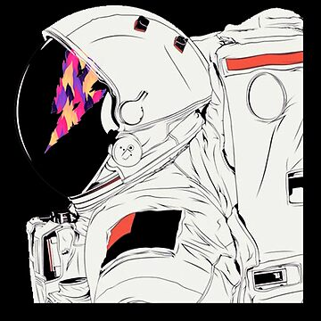Super AstroNaut by pangukan01