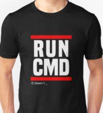 run cmd T-Shirt