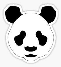 Panda bear Sticker