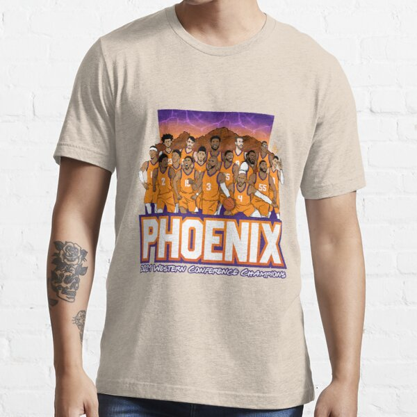 Phoenix 2021 Western Conference Champs Essential T-Shirt
