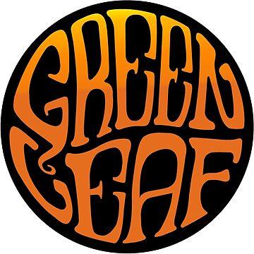Green Geaf by pangukan01
