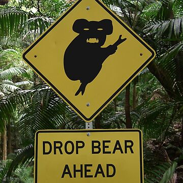 Drop Bear by ayyfries