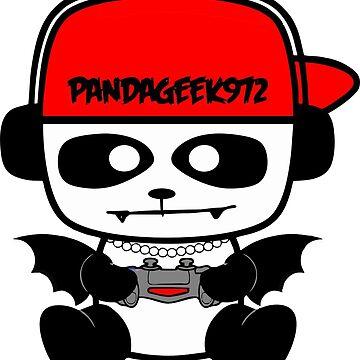 Panda Geek 972 by pangukan01