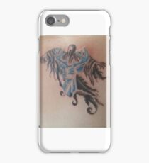 Dementors and Stag tattoo iPhone Case/Skin