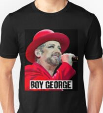 BEST CONCERT TOUR BOY GEORGE T-Shirt