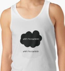 Wifi Password Tank Top