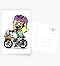 GO BIKE!!! Postcards