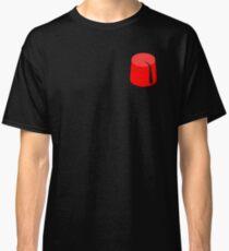 Red Fez of the Moors | Moorish American Clothing Classic T-Shirt