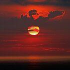 Sunrise over the Atlantic by Terri~Lynn Bealle