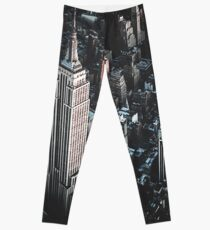 Legging Empire State Building en Nueva York