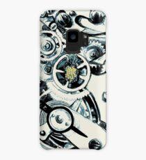 Clockwork Pineapple Case/Skin for Samsung Galaxy