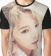 Taeyeon-ich Grafik T-Shirt