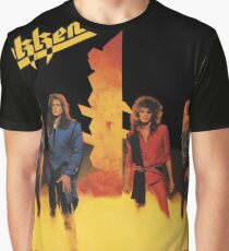 TARAZON07 DOKKEN Unleashed In The East Tour 2016 Graphic T-Shirt