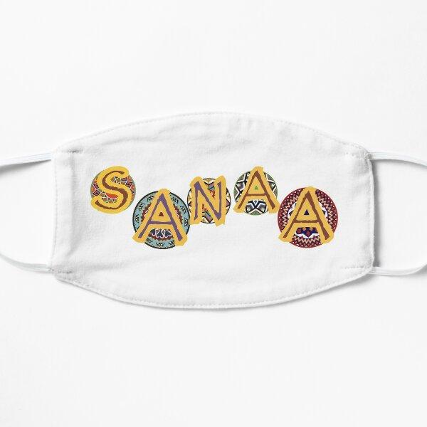 Sanaa Flat Mask