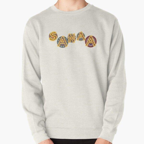 Sanaa Pullover Sweatshirt