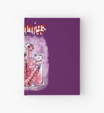 cat mummies Hardcover Journal