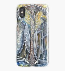 Elven lords iPhone Case/Skin