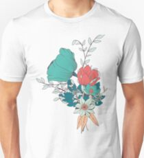 Botanical pattern 014 Unisex T-Shirt