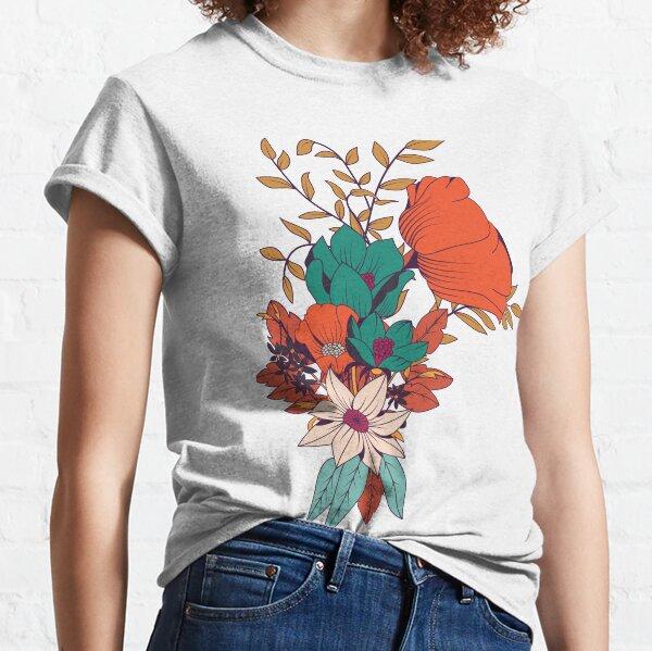 Botanical pattern 010 Classic T-Shirt