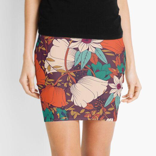 ilustración vectorial Minifalda