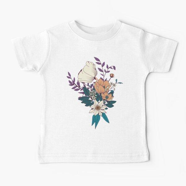 Botanical pattern 008 Baby T-Shirt