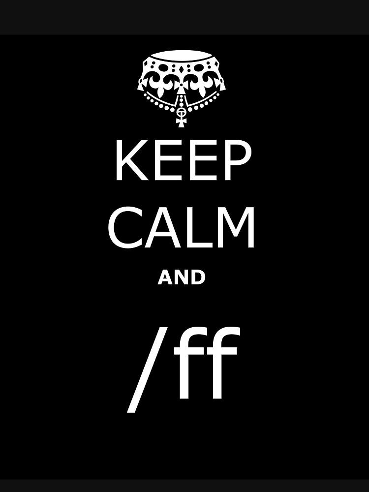 League KCA /ff by IAmHaze