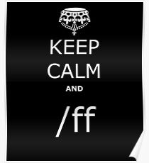 League KCA /ff Poster