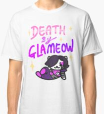 Death by Glameow Classic T-Shirt
