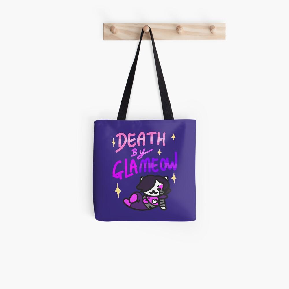 Tod von Glameow Stofftasche