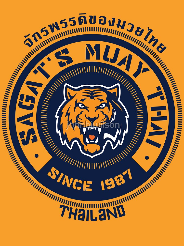 Sagat's Muay Thai 2 | Unisex T-Shirt